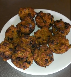 Grain-Free Pumpkin Paleo Muffins