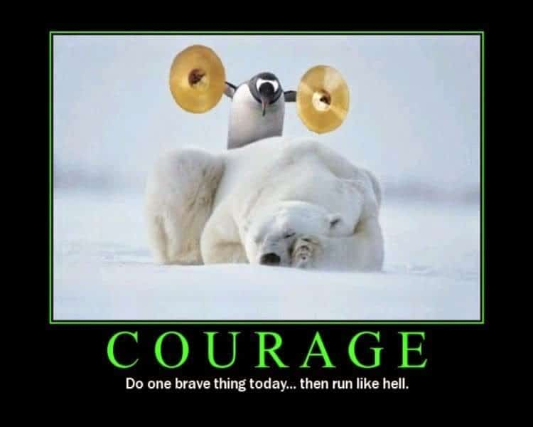 Courage Continued – Braving Your Self