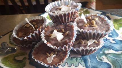 Sunflower Butter Cocoa Cups