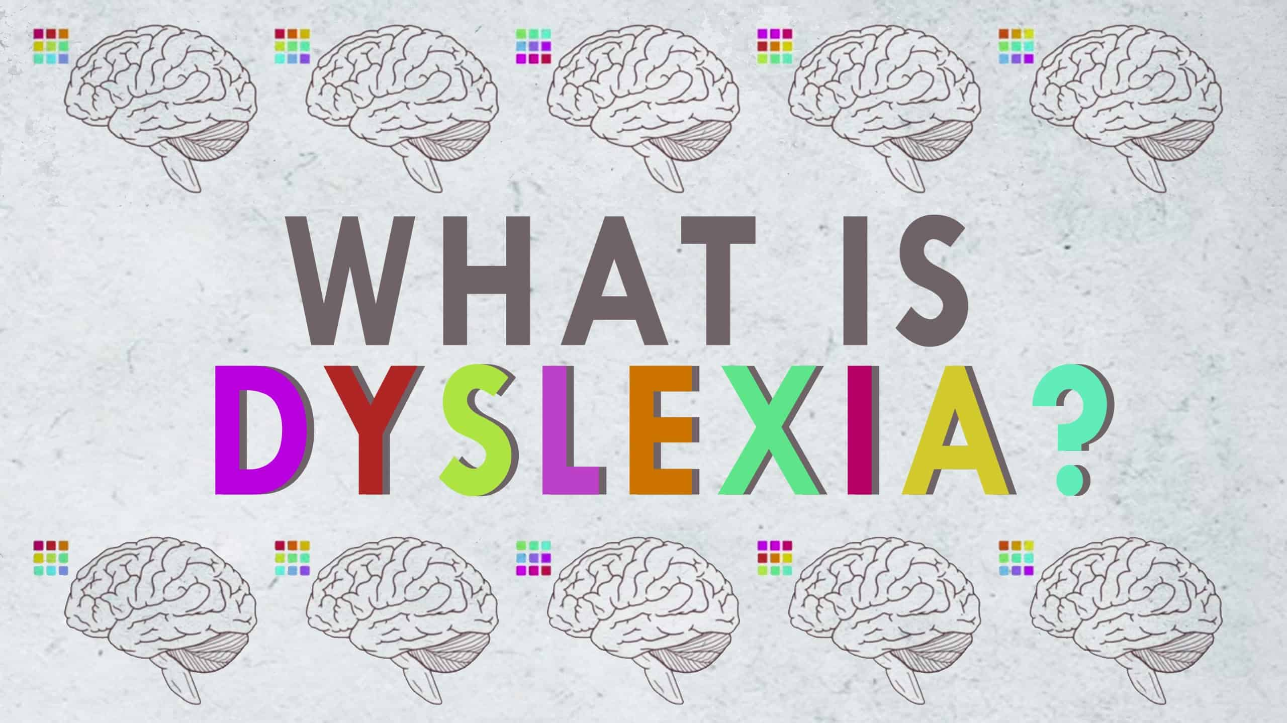 Recognizing the Signs of Dyslexia