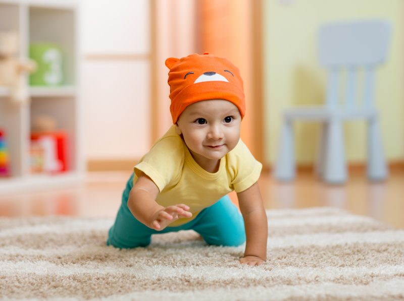 How Crawling Can Prevent Learning Disabilities & ADHD
