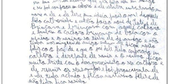 Dysgraphia – More Than Bad Hand Writing